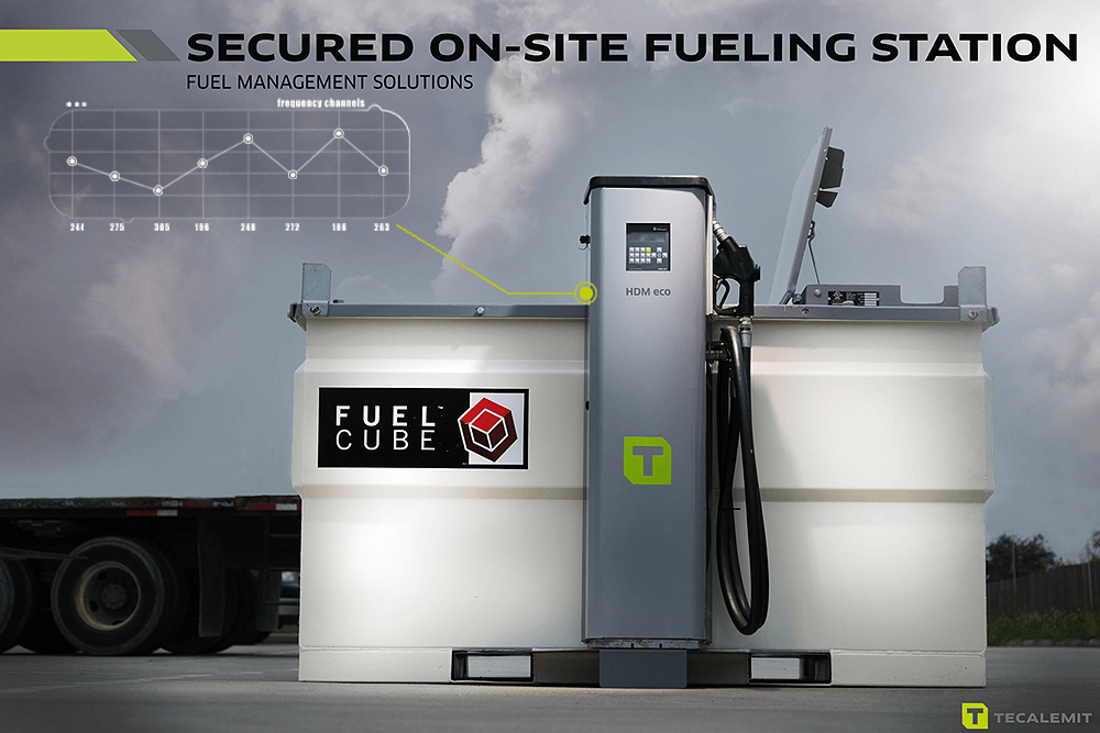 automated fuel management system