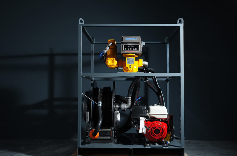 Bulk oil Transfer pump systems