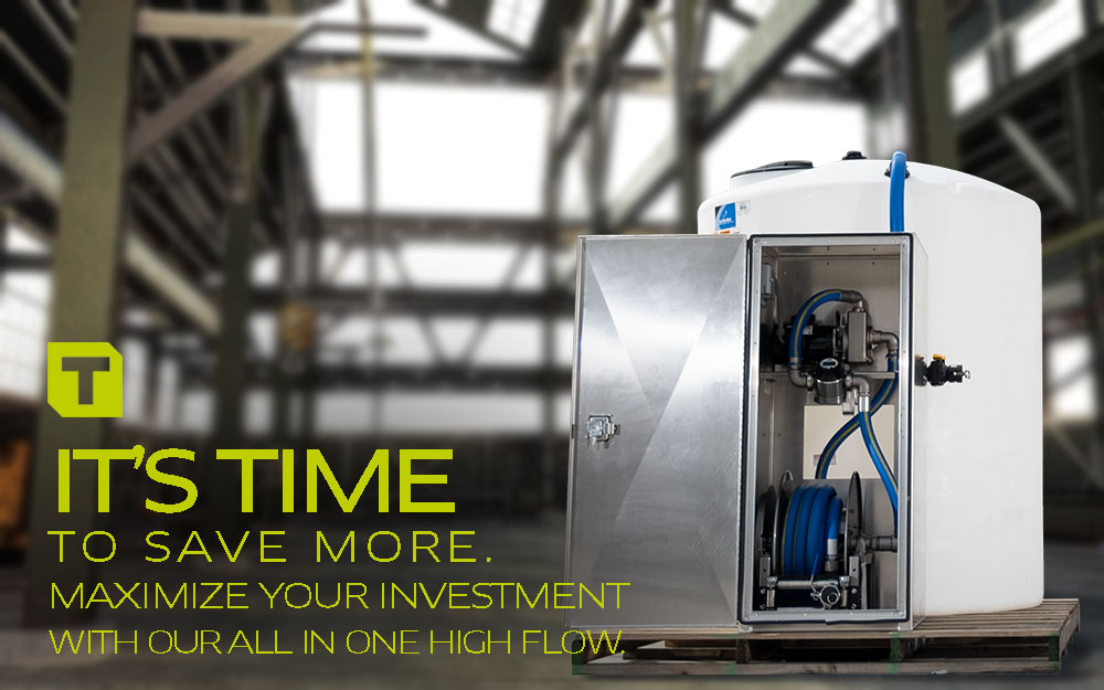 TECALEMIT's All In One High Flow Bulk Transfer System - The Why Behind the Flow
