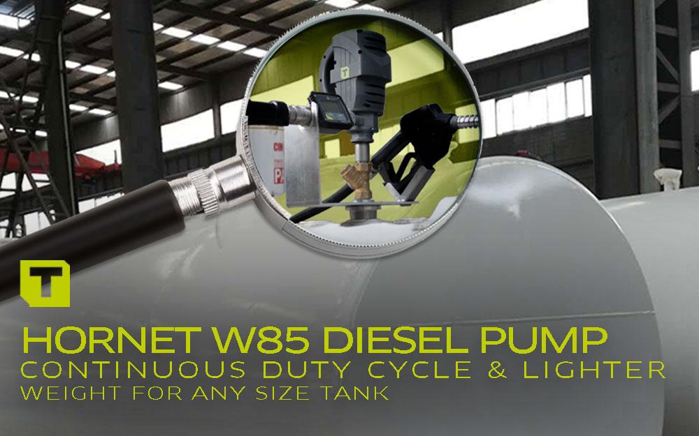 TECALEMIT's Diesel Transfer Pump