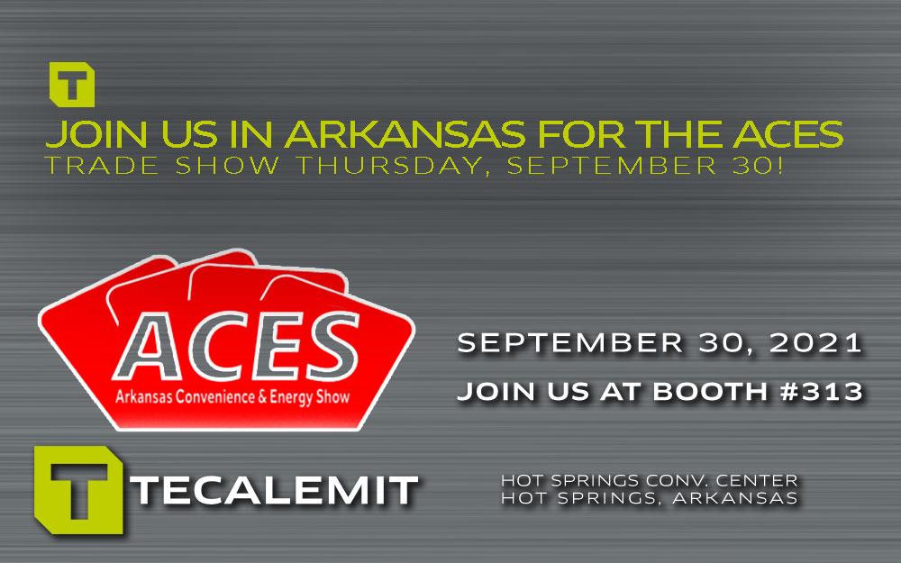 TECALEMIT will be in Arkansas!