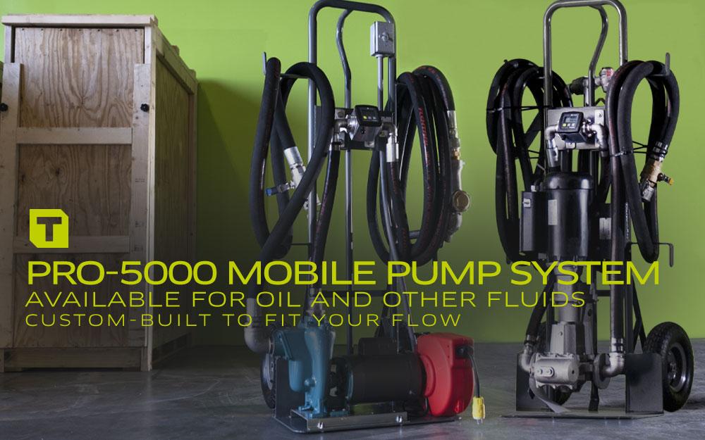 Bulk Transfer Pumps