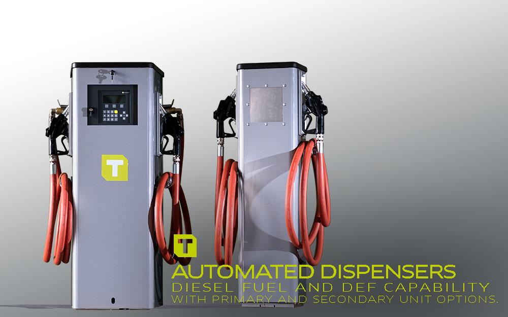 TECALEMIT's Automated Fleet Fuel Management