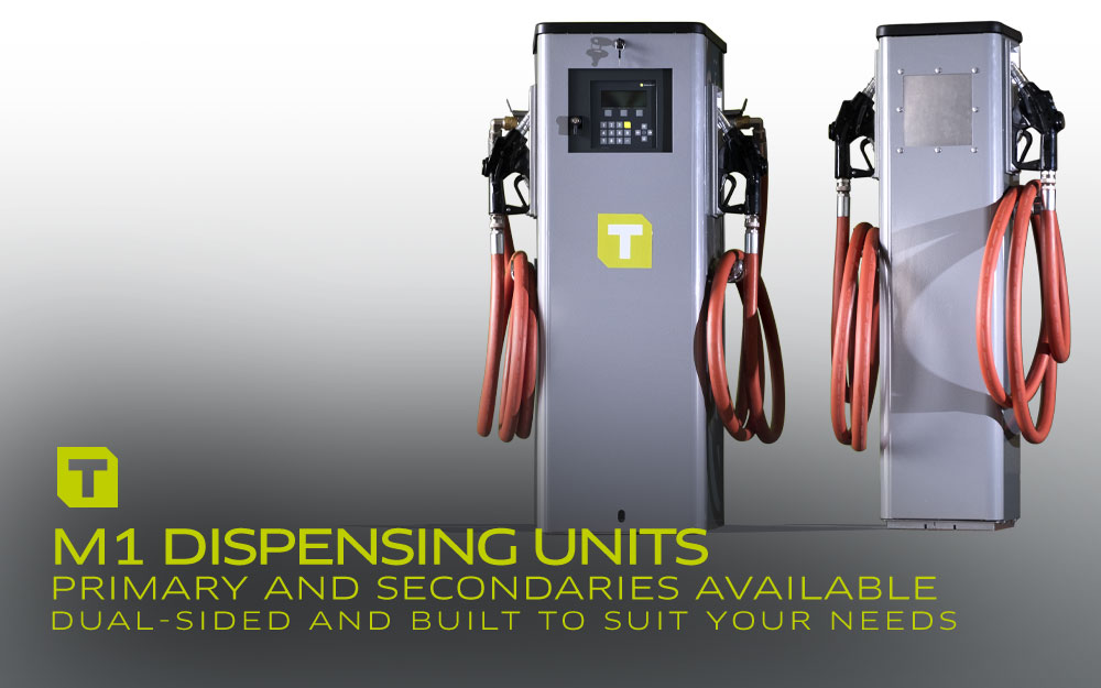 TECALEMIT's Commercial Fuel Pumps