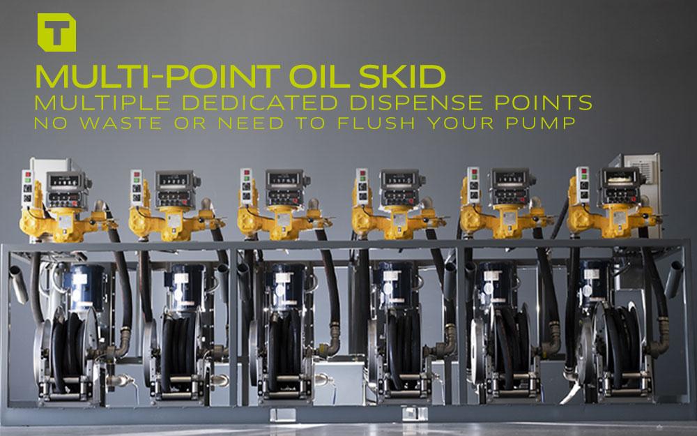 Bulk Lube Oil