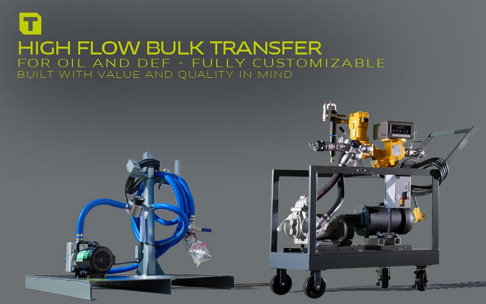 bulk oil & bulk def