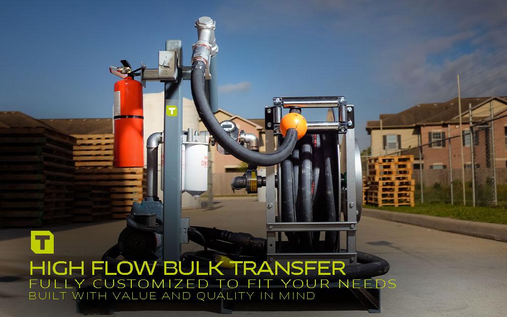 Diesel Bulk Transfer