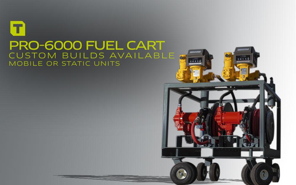 TECALEMIT's Bulk Fuel Transfer System