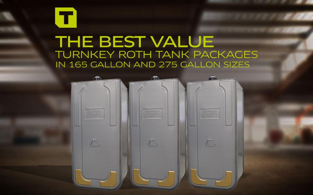 TECALEMIT's Bulk Oil Tank Packages